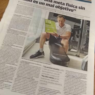 Entrevista Diario de Mallorca